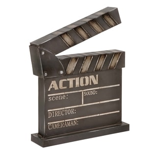 Metal Motion Picture Table Decor
