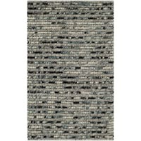 Safavieh Hand-woven Bohemian Grey Jute Rug - 2'6 x 4'