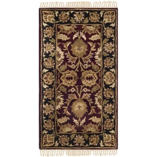 Safavieh Handmade Classic Multicolored Wool Rug (2'3 x 4')