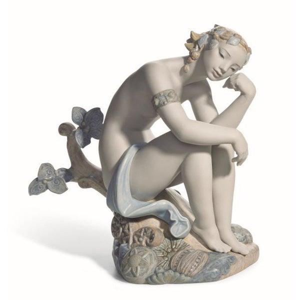 Lladro 'Total Harmony' Porcelain Figure