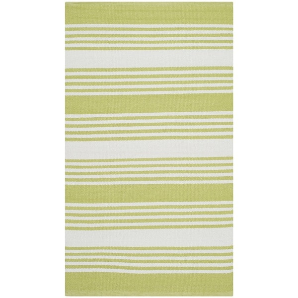 Shop Safavieh Indoor Outdoor Thom Filicia Green Plastic