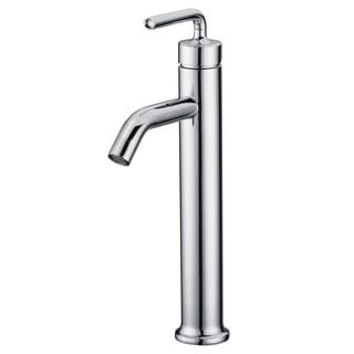 Elite F6602C Chrome New Design Single Lever Bathroom Vessel Sink Faucet