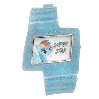 My Little Pony Kids' 'Superstar' Blue Watch