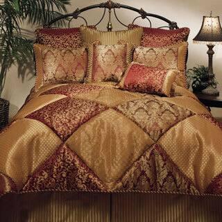 Sherry Kline Cau Royale 8 Piece Comforter Set
