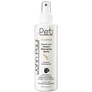 John Paul Pet Smooth Coat Instant Detangling Grooming Spray