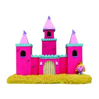 Little Miss Princess Castle Aquarium Ornament