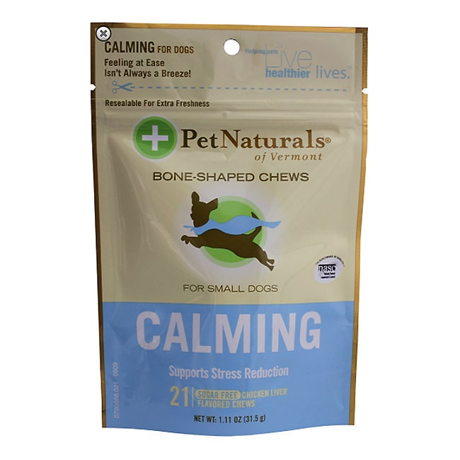 Pet Naturals of Vermont Calming for Small Dogs (Calming for Small Dogs (2pk))