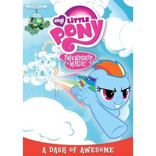 My Little Pony: Friendship Is Magic: A Dash Of Awesome (DVD)