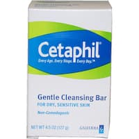 Cetaphil 4.5-ounce Gentle Cleansing Bar