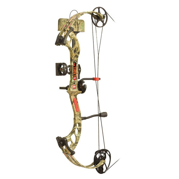 PSE Ready To Shoot Bow Package Fever 25-inch