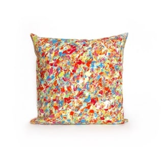 Textures Sorbet 20-inch Decorative Pillow (Set of 2)