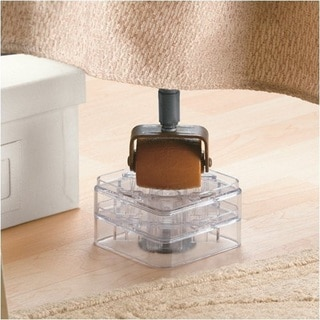 Clear Bed Risers (Set of 16)