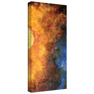 Art Wall Herb Dickinson 'Early Elements II' Gallery-wrapped Canvas Art
