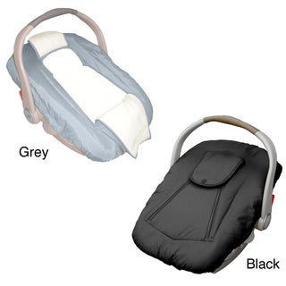 Jolly Jumper Arctic Sneak A Peek Infant Car Seat Cover