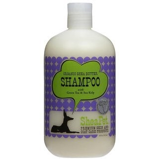 SheaPet Organic Shea Butter/ Green Tea/ Sea Kelp Pet Shampoo