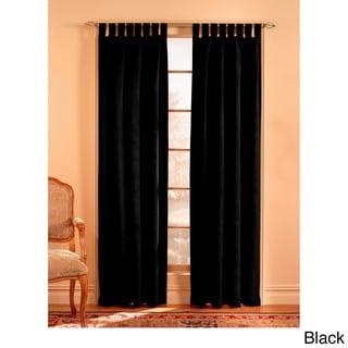 Black, Tab Top Curtains & Drapes - Shop The Best Deals For Apr 2017