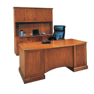 Belmont Executive Cherry Office Suite