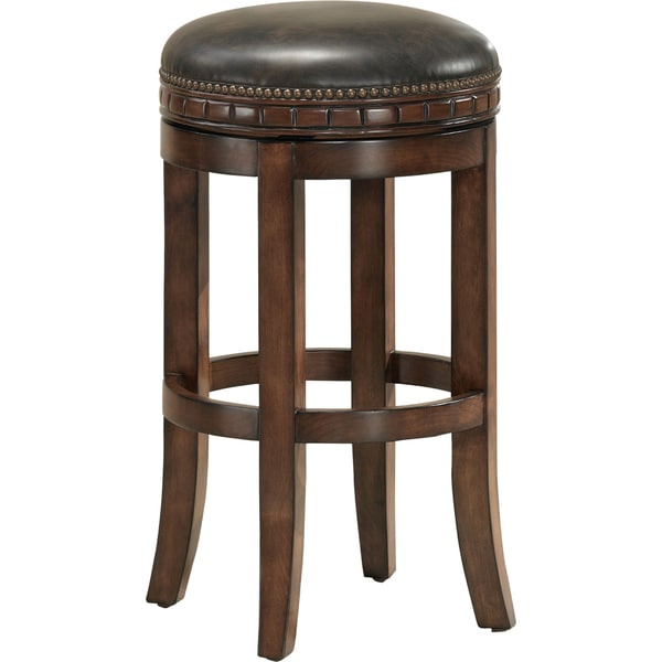 Tremont 26-inch Counter Height Stool in Brown