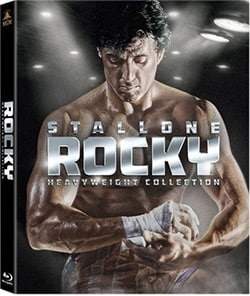 Rocky Heavyweight Collection (Blu-ray Disc)