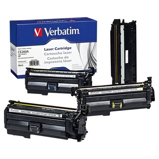 Verbatim Starter Kit - HP CE26x Series Remanufactured Color Laser Ton