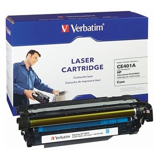 Verbatim Remanufactured Laser Toner Cartridge alternative for HP CE40