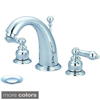 Pioneer Brentwood Double-handle Lavatory Widespread Faucet