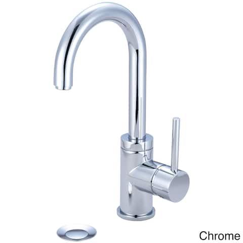 Motegi Single Handle Gooseneck Bath Faucet