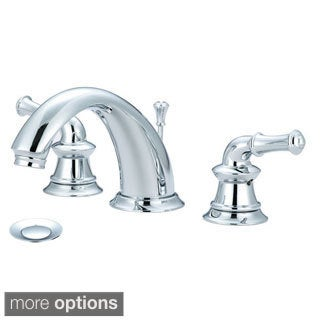 Pioneer Del Mar Series '3DM200' Two-handle Lavatory Widespread Faucet