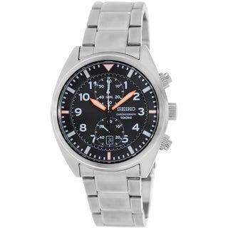 Seiko Men's SNN235 Stainless Steel Quartz Watch