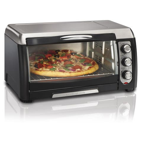 Hamilton Beach 31331 Stainless Steel Convection Toaster Oven