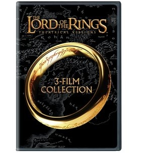 Lord Of The Rings: The Motion Picture Trilogy (DVD)