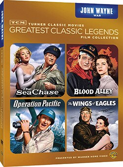 TCM Greatest Classic Films: Legends - John Wayne War (DVD)