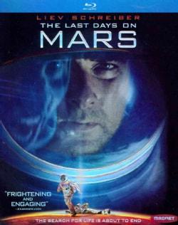 The Last Days on Mars (Blu-ray Disc)