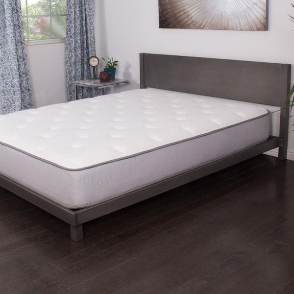 NuForm 11-inch California King-size Memory Foam Mattress - Free ...