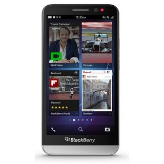 BlackBerry Z30 16GB 4G LTE BlackBerry 10.2 OS Cell Phone