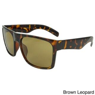 Epic Eyewear Men's 'Pinewood' Square Sunglasses (2 options available)