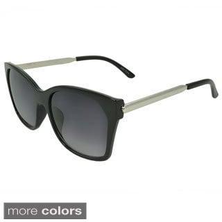 Epic Eyewear Women's 'Redwood' Square Fashion Sunglasses