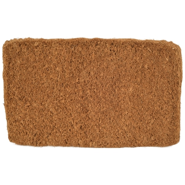 Shop Plain Coir Mat Free Shipping On Orders Over 45