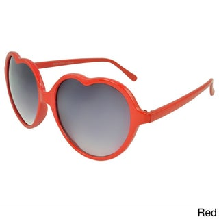 Apopo Eyewear Women's 'St. Mary' Heart Sunglasses (3 options available)