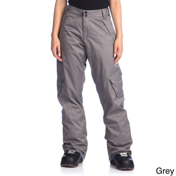 Rawik Women's Deluxe Cargo Snow Pants