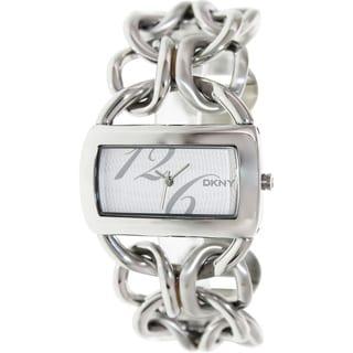 DKNY Women's NY4367 Stainless Steel Quartz Watch