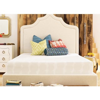 Simmons Curv Nap Time 9-inch Plush Firm King-size Gel Memory Foam Mattress