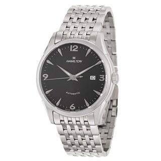 Hamilton Men's Stainless Steel Swiss Mechanical Automatic Watch