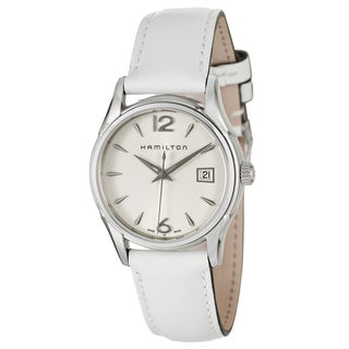 Hamilton Women's Stainless Steel Swiss Quartz Watch