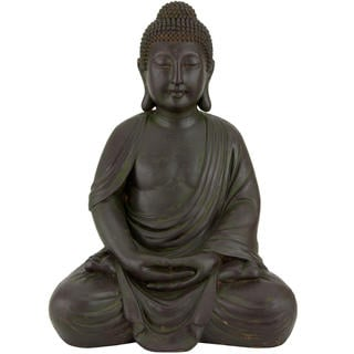 Handmade Tall Buddha Statue (China)
