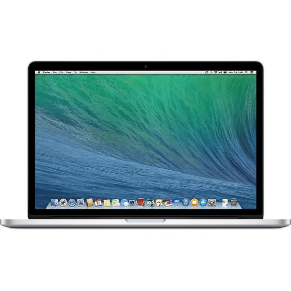 "Apple 15.4"" MacBook Pro Notebook Computer Crystalwell Retina Display"