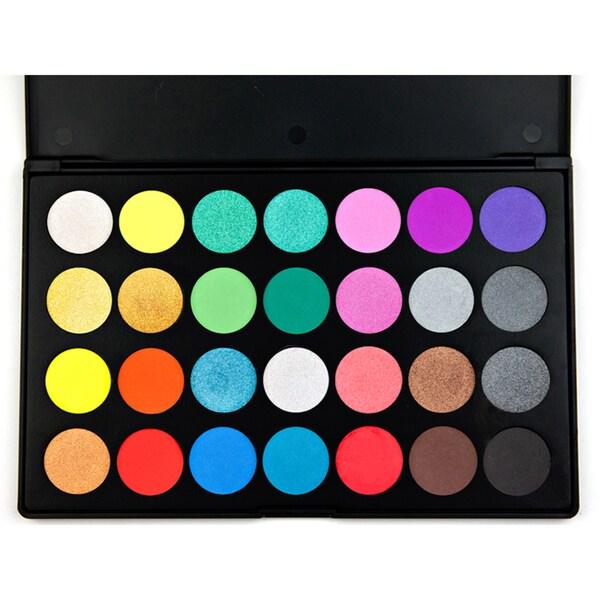 Morphe 28-Color Eye Shadow Palette