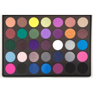 Morphe 35S Smoky Eye Shadow Palette