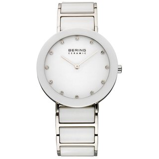 Bering Time Women's Ceramic Links Watch