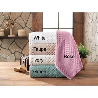 Fairfield Luxury Jacquard Turkish Cotton Bath Sheet (Set of 2)